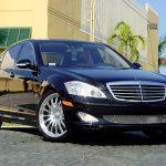 Sửa khung gầm ô tô Mercedes
