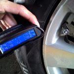 Cách xử lý xe Mercedes C 250 báo lỗi áp suất lốp