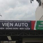 Trung tâm bảo dưỡng ô tô MERCEDES C 250 uy tín quận Tân Bình
