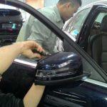 Trung tâm bảo hành ô tô MERCEDES C 250 quận 5